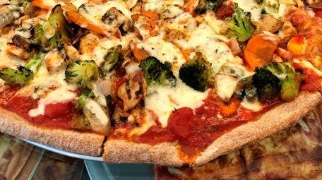 Ciro's Pizzeria in Glen Head, featuring whole wheat