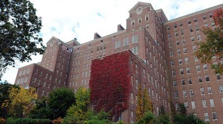 Development of the former Kings Park Psychiatric Center,
