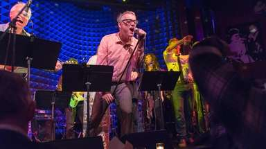 The Loser's Lounge features a 12-piece band with