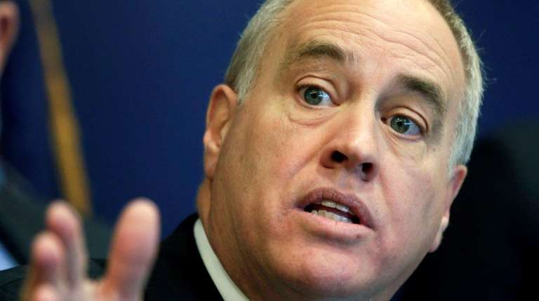 Tom DiNapoli became New York State comptroller in