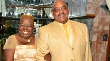 Amelia and Gerald Mullen celebrated their 50th anniversary