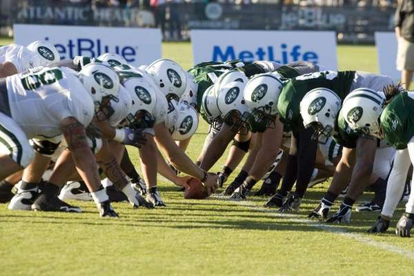 New York Jets are ready to rumble during