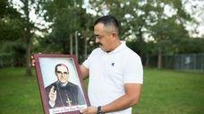 Wilfredo Vasquez, a native of El Salvador who