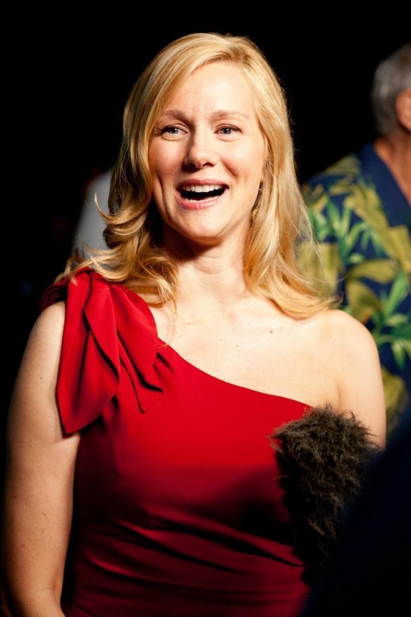 Laura Linney attends The Cinema Society screening of