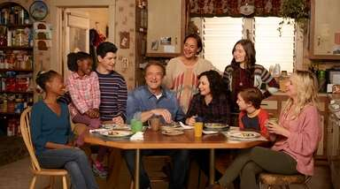 "ABC's ""The Conners"" stars Maya Lynne Robinson as"