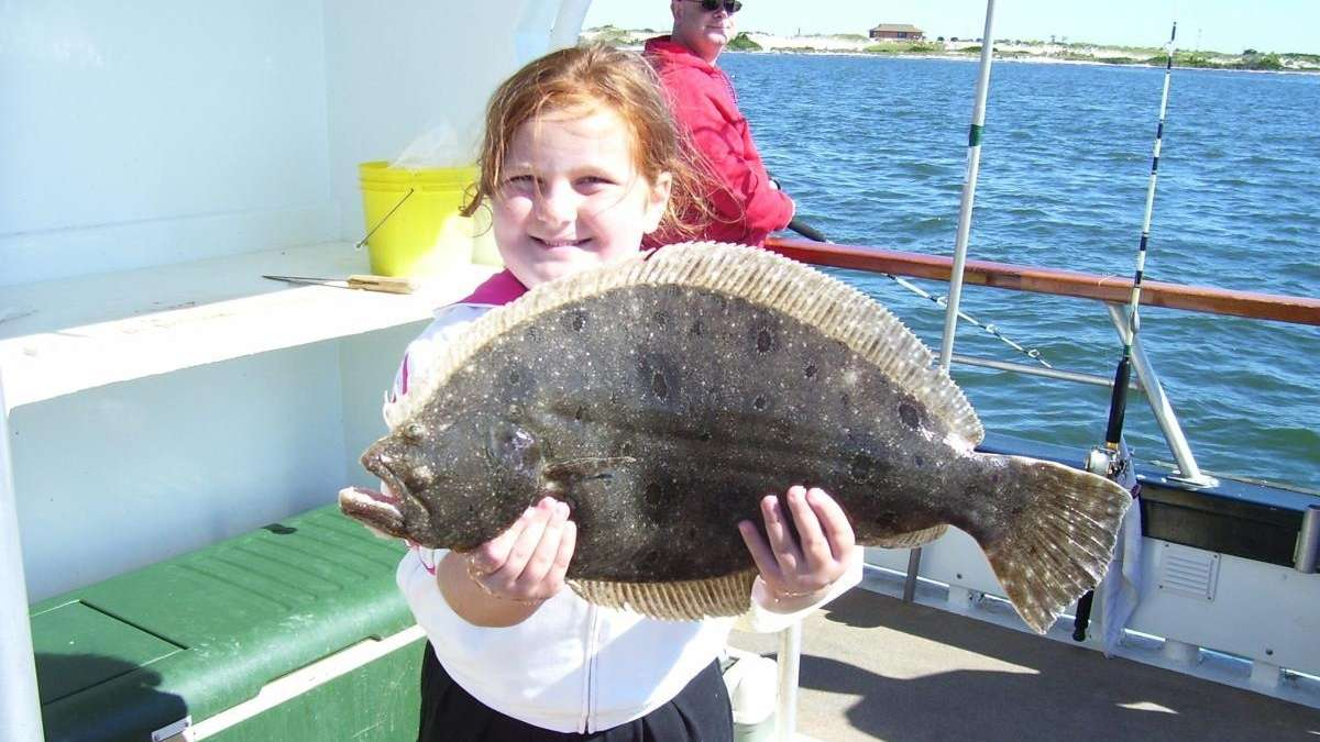 Going fishing with the kids | Newsday