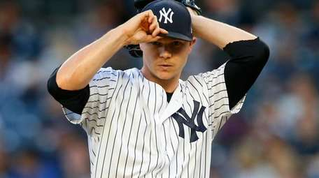Sonny Gray, shown here pitching against Oakland on