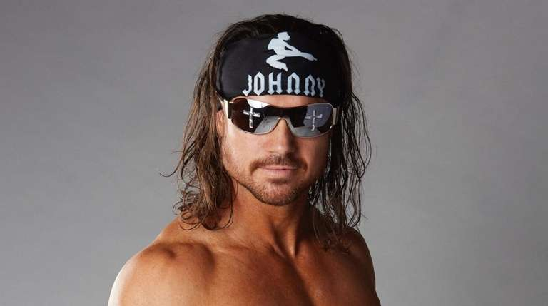 Johnny Impact, who will challenge for the IMPACT