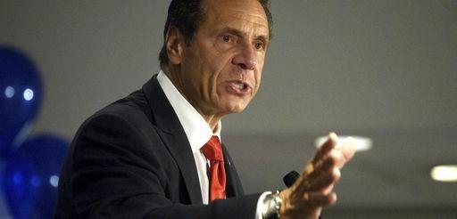 Gov. Andrew M. Cuomo, seen in Manhattan in