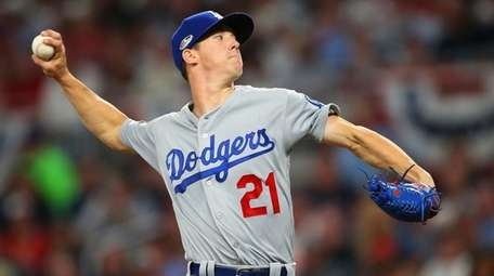 Walker Buehler gets the ball for Dodgers in