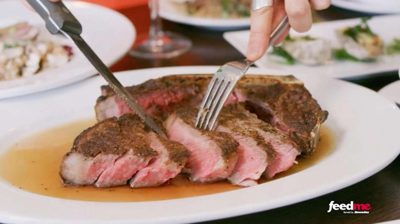 9293f46ec Steak and seafood at Harley's American Grille   Newsday