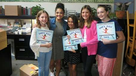 """Olympic gold-medal-winning gymnast, author and """"Dancing With the"""