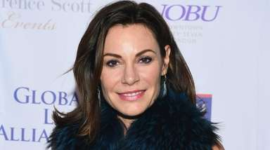 Luann de Lesseps attends the Global Lyme Alliance