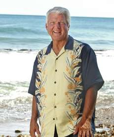 "Former NFL coach and ""Survivor"" contestant Jimmy Johnson"