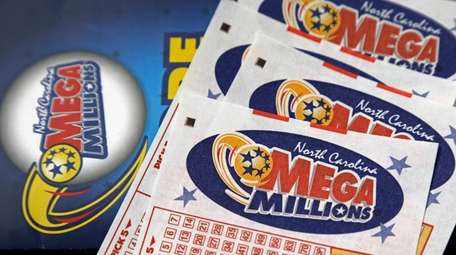 The next Mega Millions drawing is 11 p.m.