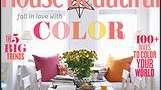 The September issue of House Beautiful