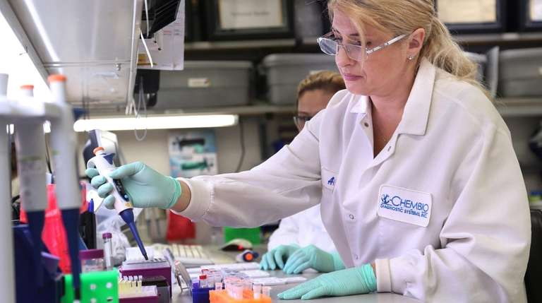 Chembio Diagnostics plans to hire more research and