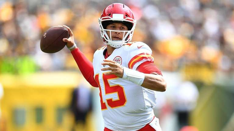 Patrick Mahomes and the Chiefs have been unstoppable