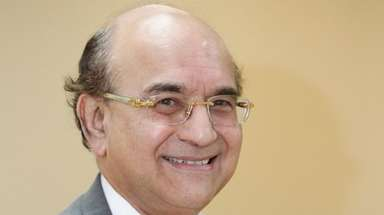 Raj Mehta, CEO of Infosys International Inc., on