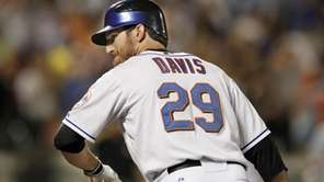 The Mets will rest Ike Davis at regular