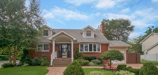 This North Bellmore home includes four bedrooms and