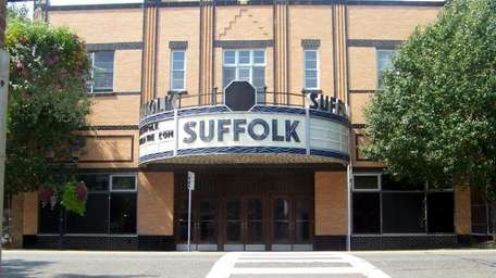 Even though the curtains closed on the Suffolk