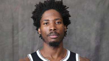 Nets forward Ed Davis.