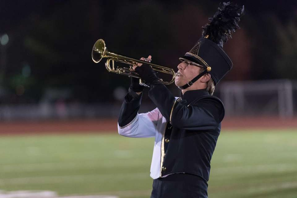 Wantagh High School performs at the 56th Annual