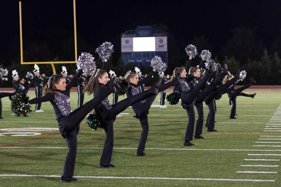 Harborfields High School performs at the 56th Annual