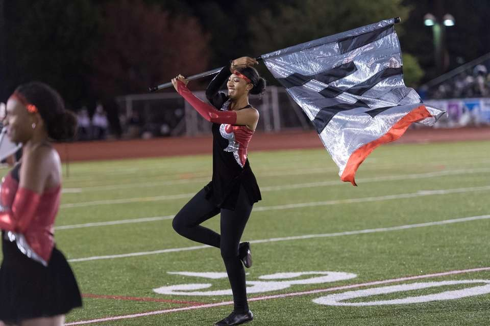 Freeport High School performs at the 56th Annual