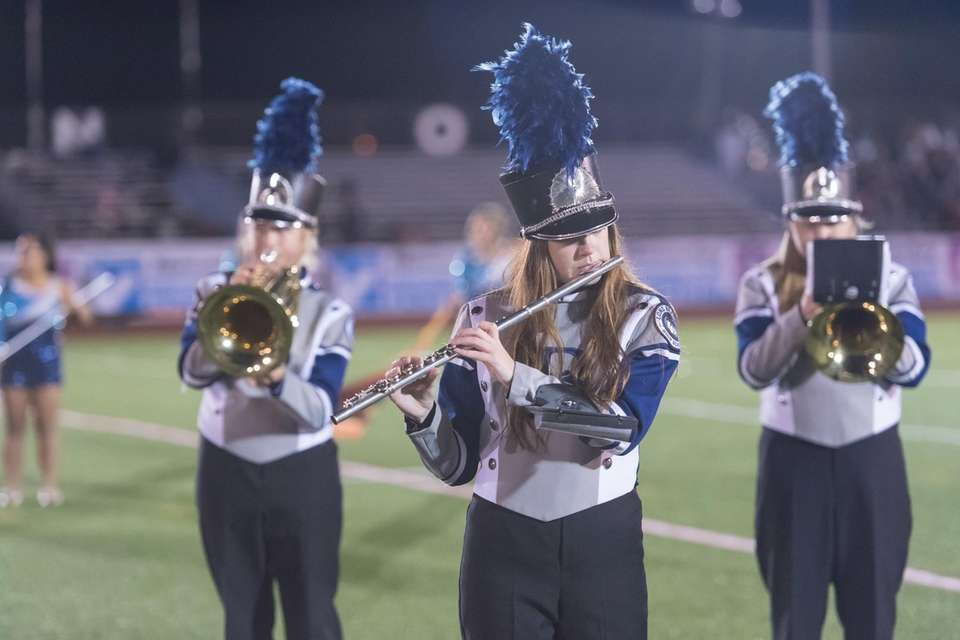 Long Beach High School performs at the 56th