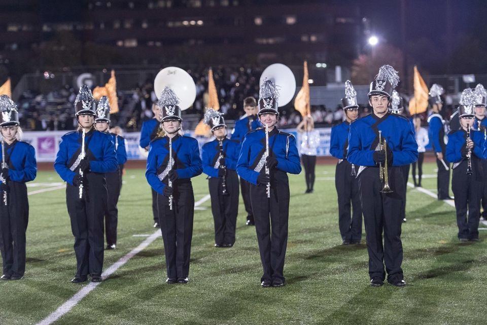 Elwood-John Glenn High School performs at the 56th