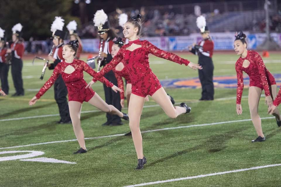 Plainedge High School performs at the 56th Annual