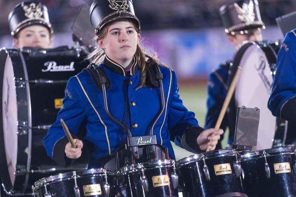 Bethpage High School performs at the 56th Annual