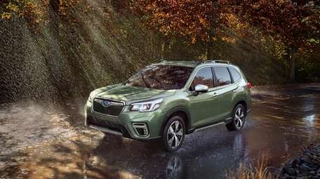 The 2019 Subaru Forester offers a host of