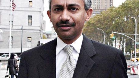 Sanjay Kumar, former chief executive officer of Computer