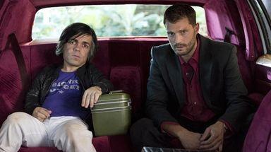 """Peter Dinklage and Jamie Dornan in HBO's """"My"""