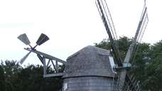 Built in 1813, the Wainscott Windmill it is