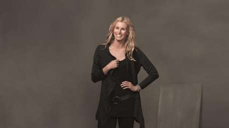 This Eileen Fisher ensemble is featured at a
