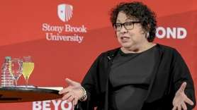 Supreme Court Justice Sonia Sotomayor shared some inspirational