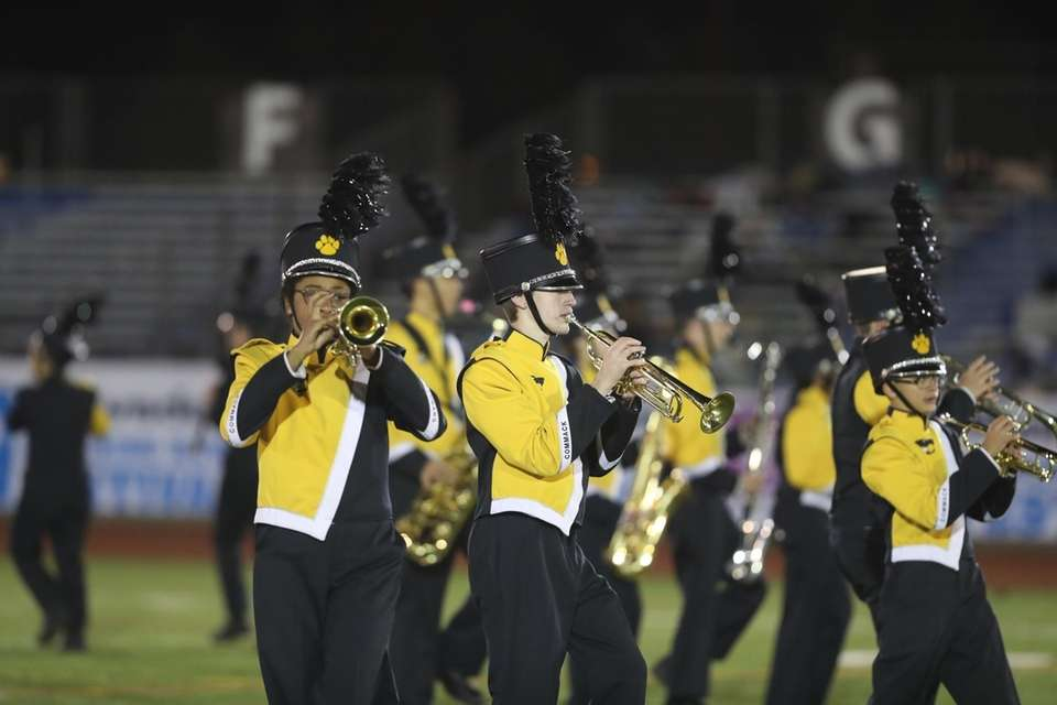 Commack High School performs at the 56th Annual