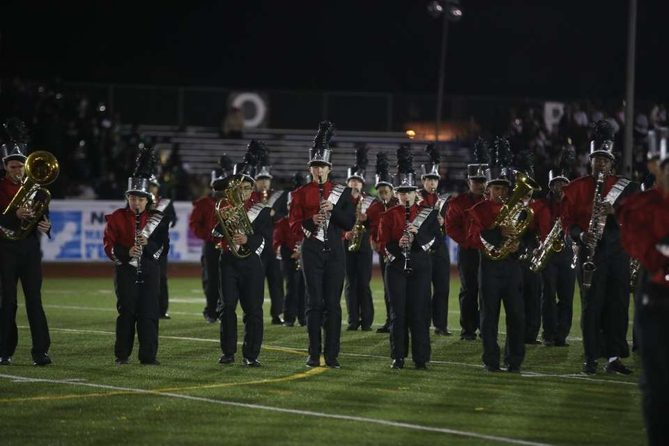Valley Stream South High School performs at the