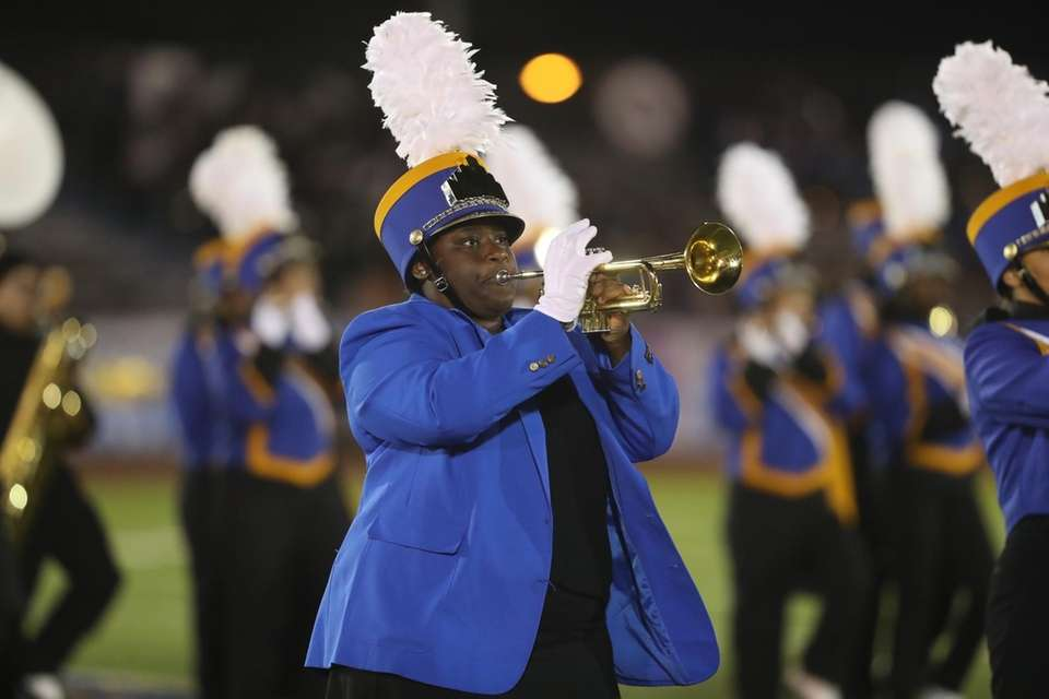 Roosevelt High School performs at the 56th Annual