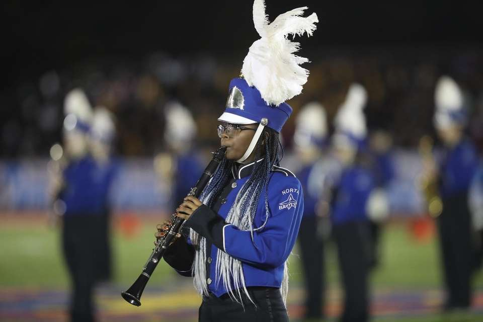 North Babylon High School performs at the 56th