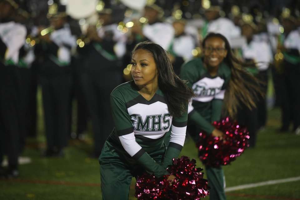Elmont Memorial Junior-Senior High School performs at the