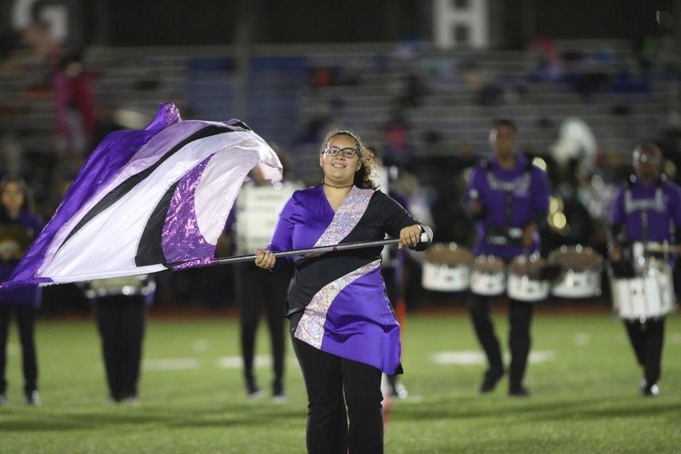 Sewanhaka High School performs at the 56th Annual