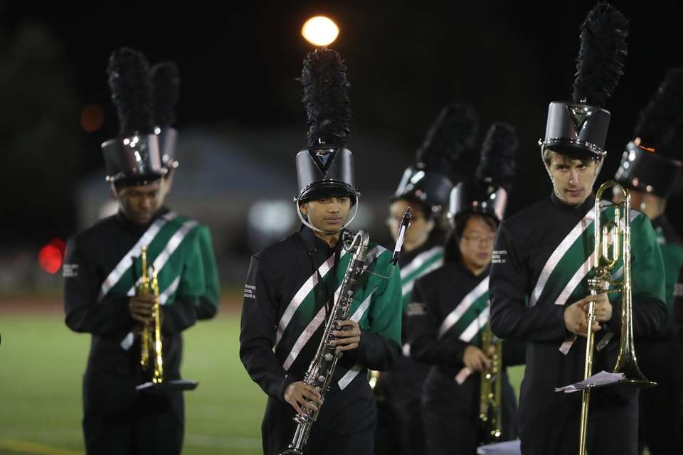 Valley Stream North High School performs at the