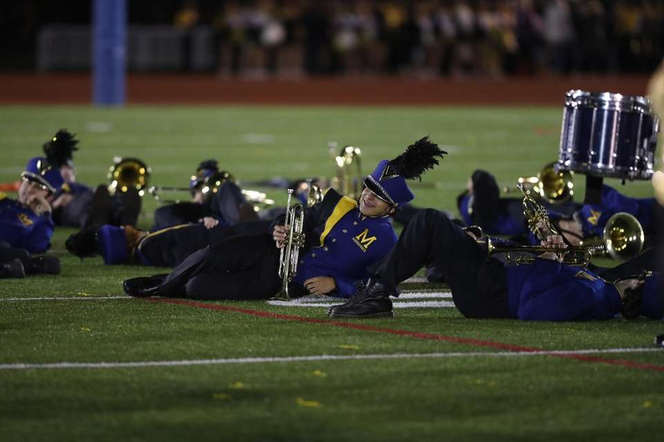 Massapequa High School performs at the 56th Annual