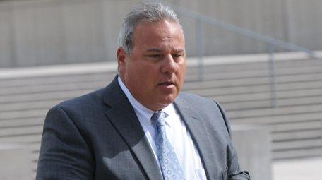 James Kiernan accused former Southampton Police Chief William