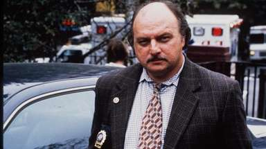 "Dennis Franz as Andy Sipowicz on ""NYPD Blue."""
